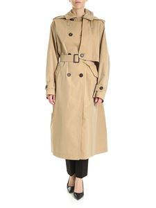 Max Mara - Trench The Cube Btrench beige