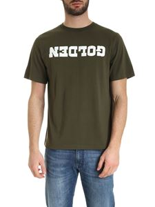 Golden Goose - Golden T-shirt in Army green