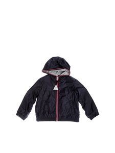 Moncler Jr - Anton jacket in blue