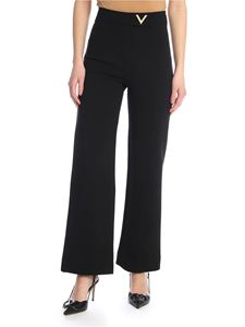 Valentino - Vlogo pants in black