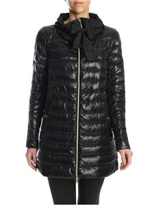 Herno - Extralight down jacket in black