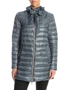Herno - Extralight down jacket in light blue
