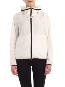 Moncler - Lait jacket in white