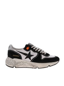 Golden Goose - Running Sole sneakers in black and white