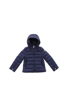 Moncler Jr - Kolia down jacket in blue