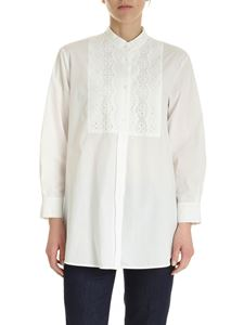 Max Mara Weekend - Vettura shirt in ivory color