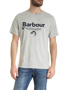 Barbour - Outdoors T-shirt in grey