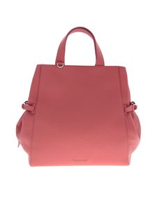 Orciani - Fan Soft handbag in blush pink