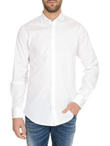 Dsquared2 - White shirt with logo