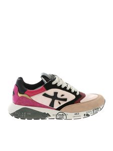 Premiata - Zac Zac sneakers in shades of pink