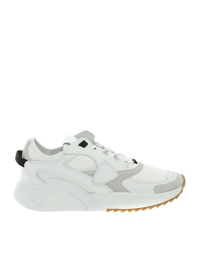 Philippe Model - Eze Mondial sneakers in white