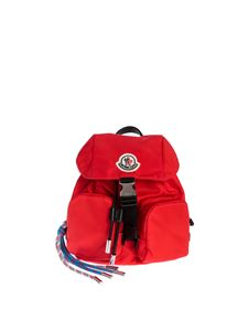 Moncler - Mini Dauphine backpack in red