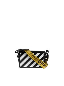 Off-White - Diag Mini shoulder bag in black