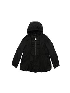 Moncler Jr - Cinabre jacket in black