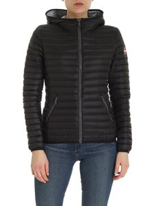 Colmar Originals - Punk hooded down jacket in black