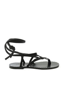 Isabel Marant - Jesaro sandals in black
