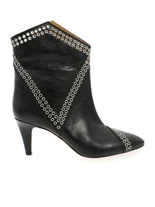 Isabel Marant - Demka ankle boots in black