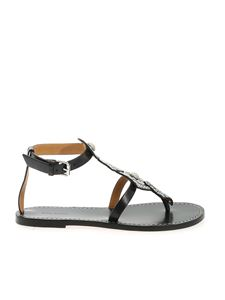 Isabel Marant - Ejane sandals in black