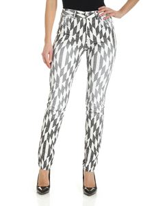 Isabel Marant Étoile - Paro pants in black and white