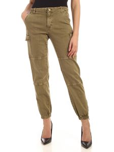 Michael Kors - Cargo pants in Army green