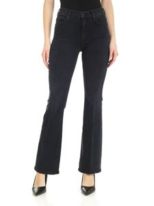 Mother - The Weekender Flared jeans in black