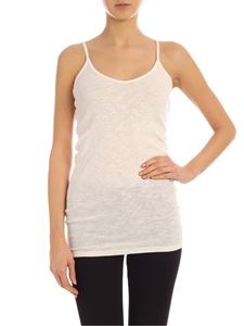 Iro - Frances top in ivory color