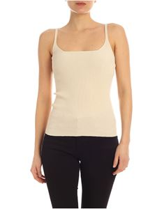 Semicouture - Top Blandine beige