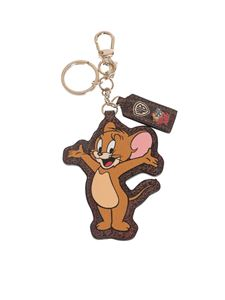 Etro - ETRO X Tom and Jerry Paisley keychain