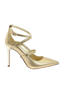 Michael Kors - Pumps Geneve in gold color