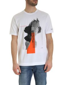Z Zegna - Escape from metropolis T-shirt in white