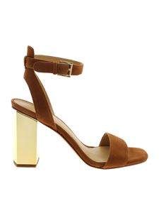 Michael Kors - Petra leather ankle strap