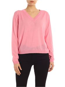 Semicouture - Gertrude pullover in pink