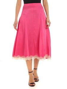 Semicouture - Isabeau skirt in fuchsia