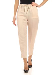 Semicouture - Buddy pants in nude color