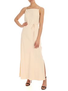 Calvin Klein - Thin shoulder dress in light pink