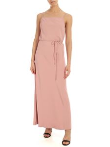 Calvin Klein - Thin shoulder strap dress in pink