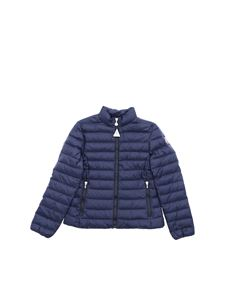 Moncler Jr - Kaukura down jacket in blue