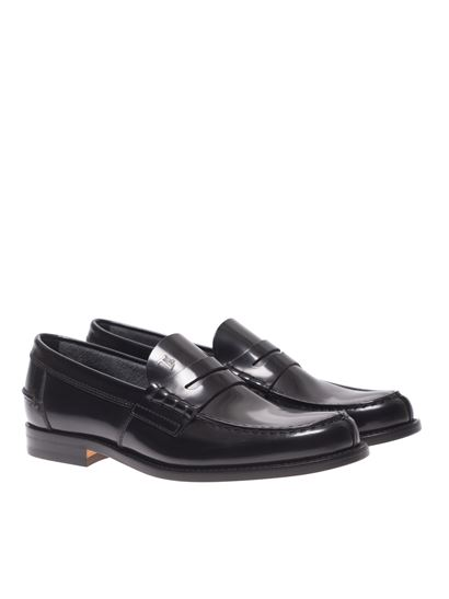 Tod's - Classic loafers in black