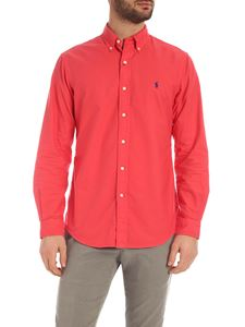 POLO Ralph Lauren - Button down shirt in coral red