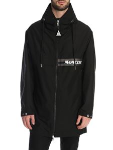 Moncler - Ildut jacket in black nylon