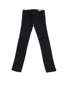 Diesel - Skinzee-Low-J-N jeans in black
