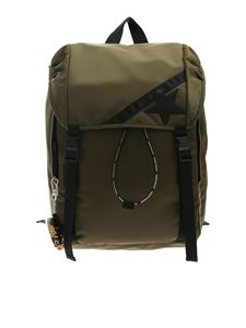 Golden Goose - Journey backpack in Military green