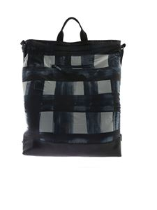Rundholz Black Label - Handbag in blue with shoulder strap