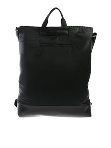 Rundholz Black Label - Handbag in black with shoulder strap
