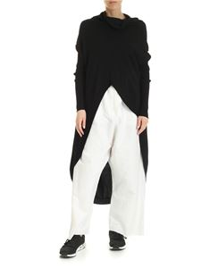 Rundholz - Maxi sweater in black