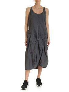 Rundholz Black Label - Sleeveless dress in gray