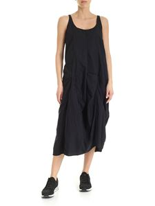 Rundholz Black Label - Sleeveless dress in dark blue