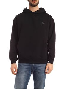 Vivienne Westwood Anglomania - Arm and Cutlass Orb logo sweatshirt in black