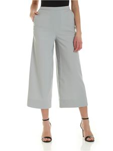 See by Chloé - Cold Gray culottes pants