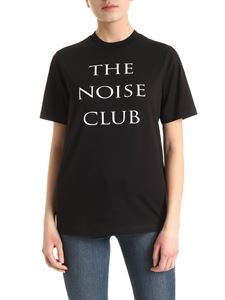 McQ Alexander Mcqueen - The Noise Club T-shirt in black